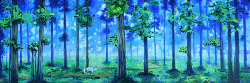 Unicorns Forest